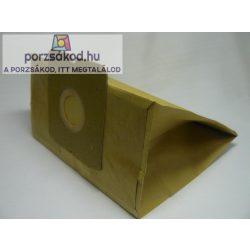 Papír porzsák, 5 darabos kiszerelésben +2FILTER, Zelmer Twister, Cobra II (1500.0057)