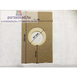 Mikroszűrős porzsák 4 darabos kiszerelésben(60X38HU)