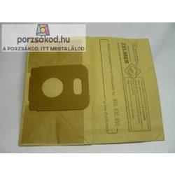 Papír porzsák, 5 darabos kiszerelésben, Zelmer Compact, Super 800(800.0065)