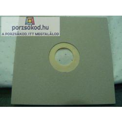 Mikroszűrős porzsák 5 darabos kiszerelésben(BAG01/02S)