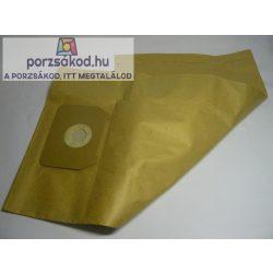 Papír porzsák, 5 darabos kiszerelésben(CLS21)