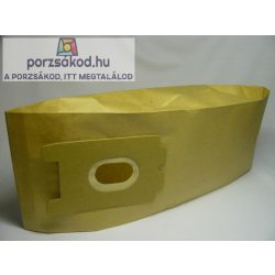 Papír porzsák, 5 darabos kiszerelésben(E21)