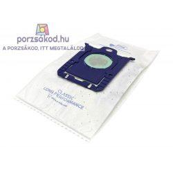 Mikroszűrős porzsák 4 darabos kiszerelésben GYÁRI PHILIPS, ELECTROLUX kompatibilis (E5/PH5GY03S)