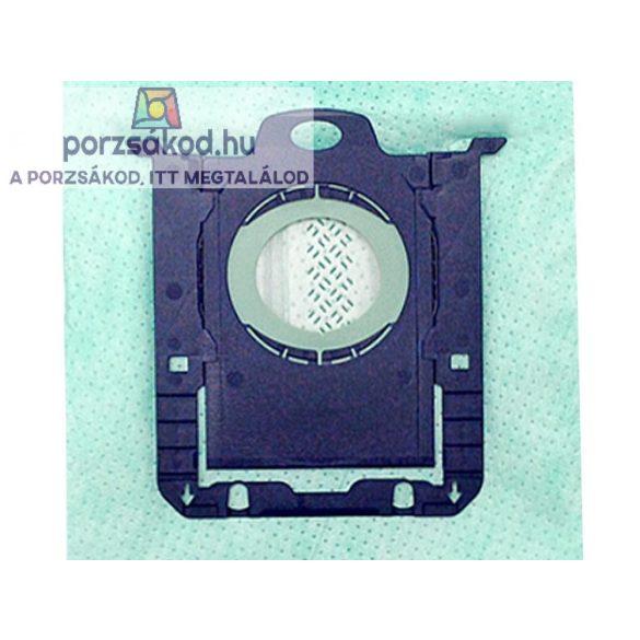 Mikroszűrős porzsák 4 darabos kiszerelésben, ANTI-ALLERGÉN PHILIPS, ELECTROLUX kompatibilis (E5/PH5GY04S)