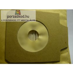 Papír porzsák, 5 darabos kiszerelésben(E9)