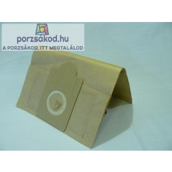 Papír porzsák, 5 darabos kiszerelésben(FR2)