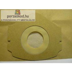 Papír porzsák, 5 darabos kiszerelésben(G5)