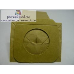 Papír porzsák, 5 darabos kiszerelésben(H140)