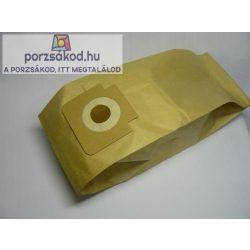 Papír porzsák, 5 darabos kiszerelés H18, Turbopower (H210)