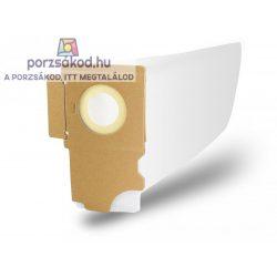 Mikroszűrős porzsák 5 darabos kiszerelésben(K10S)