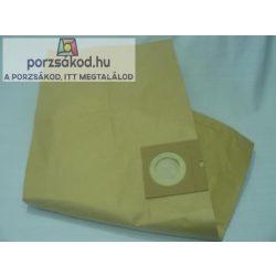 Papír porzsák, 5 darabos kiszerelésben(K18)