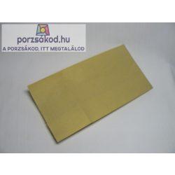 Papír porzsák, 5 darab kartonfej nélküli porzsák csomag(L5)