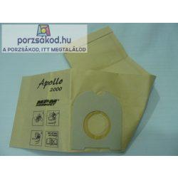 Papír porzsák, 3 darabos kiszerelésben(M10)