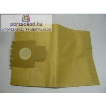 Papír porzsák, 5 darabos kiszerelésben(M5/M6)