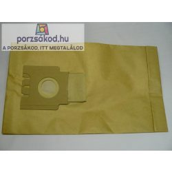 Papír porzsák, 5 darabos kiszerelésben(M8)
