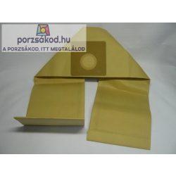 Papír porzsák, 5 darabos kiszerelésben(MP1)