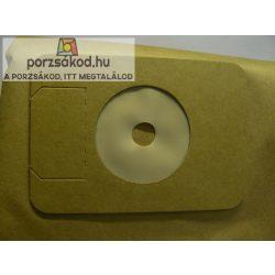 Papír porzsák, 5 darabos kiszerelésben(NVM3)
