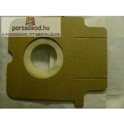 Papír porzsák, 5 darabos kiszerelésben(PC3)