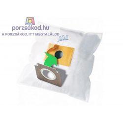 Mikroszűrős porzsák 3 darabos kiszerelésben(SOS-ST)