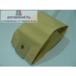 Papír porzsák, 5 darabos kiszerelésben(ST1000)