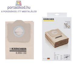 Papír porzsák Karcher wd3