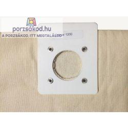 Textil porzsák(ZELMER1200)